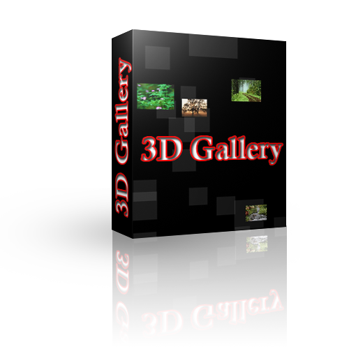 3D Gallery Component - v1.04.4